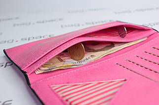 Кошелек женский Howru Fashion Mini, лиловый, фото 2