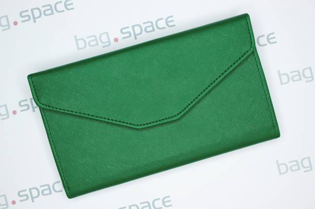 Кошелёк женский Tripping Clutch Selena, тёмно-зелёный, фото 2