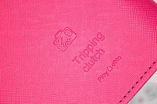 Кошелёк женский Tripping Clutch Selena, лиловый, фото 3