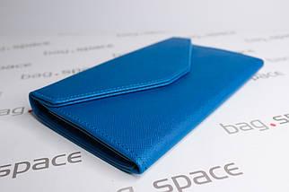 Кошелёк женский Tripping Clutch Selena, синий, фото 3
