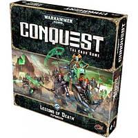 Настольная игра Warhammer 40 000 Conquest The Card Game