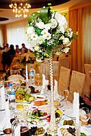 """Оформление свадеб, ресторан """"Росинка"""""""