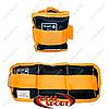Утяжелители-манжеты для рук и ног Zelart UR ZA-2072-1 (2 x 0,5кг) (верх-полиэстер, наполнитель-песок)