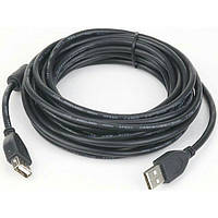 Кабель - удлинитель USB 2.0 - 4.5м Cablexpert CCF-USB2-AMAF-15.