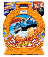 Кейс на 40 машинок ХотВилс Огненное кольцо, Ring Of Fire Car Case Hot Wheels 20144