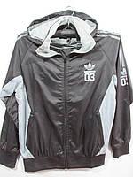 """Костюм спортивный мужской Adidas стильный с капюшоном Серии """" POWER """" размеры ХL-5XL, 3 цвета"""