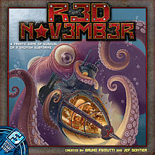 Настольная игра Red november: Revised edition (Красный Ноябрь)