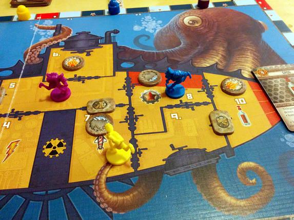 Настольная игра Red november: Revised edition (Красный Ноябрь), фото 2