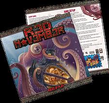 Настольная игра Red november: Revised edition (Красный Ноябрь), фото 3