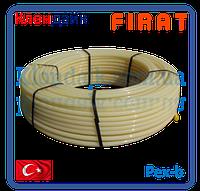Труба для теплого пола FIRAT PEX-B EVOH 16х2 (Турция)