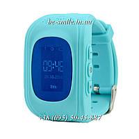 Smart Baby Watch Q50 OLED Blue \ детские часы, фото 1