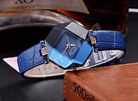 Кварцевые женские часы Octaedre Blue