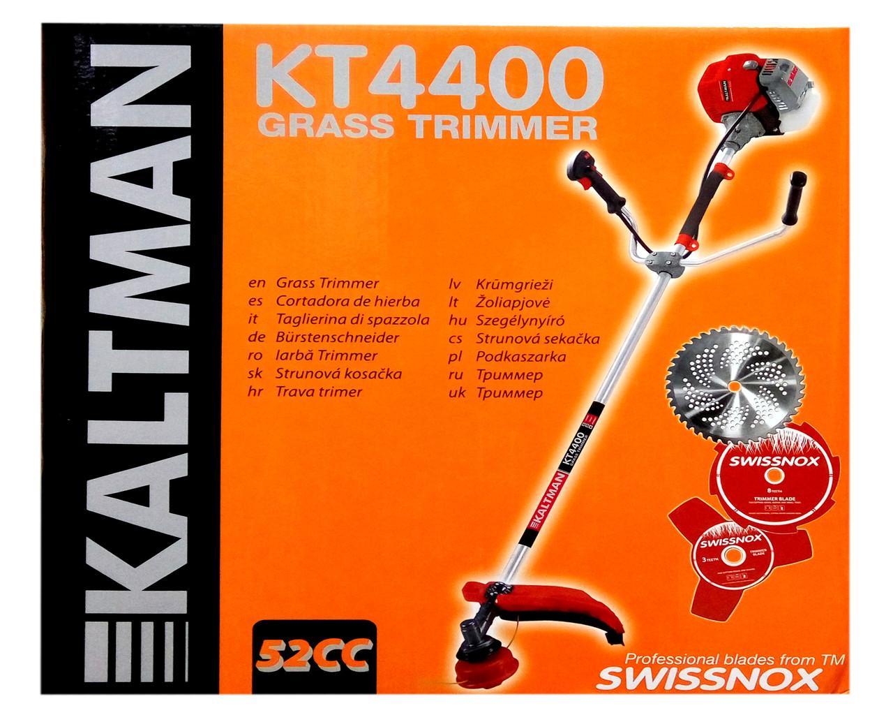 Мотокоса Kaltman KT 4400
