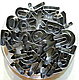"""Вырубка кондитерская """"Алфавит английский"""" набор 26 форм металл, фото 2"""