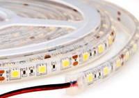 Светодиодная лента (белая) TY-F3528WW120W8-24-350-WPS (IP67) /Toyo/