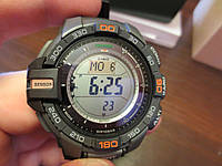 Часы Casio Pro Trek PRG-270-1CR на солнечной батарее оригинал (брак), фото 1