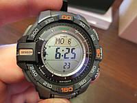 Часы Casio Pro Trek PRG-270-1CR на солнечной батарее оригинал (брак)