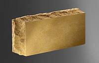 Облицовочный кирпич «Литос» «скала» тычковой