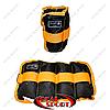 Утяжелители-манжеты для рук и ног Zelart UR ZA-2072-3 (2 x 1,5кг) (верх-полиэстер, наполнитель-песок)