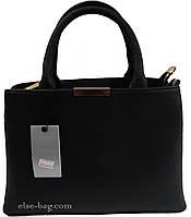 Мягкая, женская сумка на два отдела, фото 1