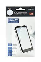 Гибкое защитное стекло MyScreen Samsung Galaxy Tab А 7.0 SM-T285 (LTE) FlexiGLASS L!TE