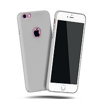 Чехол для iPhone 6s plus ультратонкий + защитная пленка в подарок , фото 1