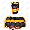 Утяжелители-манжеты для рук и ног Zelart UR ZA-2072-4 (2 x 2,0кг) (верх-полиэстер, наполнитель-песок)