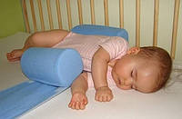 Подушка-ограничитель для новорожденных