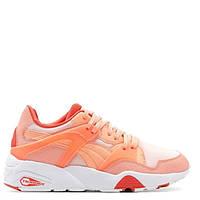 Женские кроссовки Puma R698 Rose/Orange