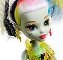 Кукла Monster High Фрэнки Штейн (Frankie Stein) из серии Electrified Монстр Хай, фото 3