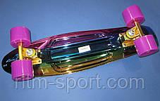 Скейтборд пластиковый Penny TONED MIXCOLOR , фото 3