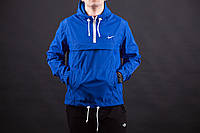 Мужская куртка анорак ветровка виндранер Nike, фото 1