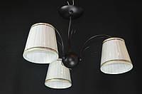 Люстра потолочная на три лампы D50712-3