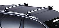 Багажник Thule-753 WingBar (алюминиевый плоский)  на интегрированные рейлинги