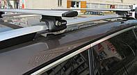 Багажник Thule-757 WingBar (алюминиевый плоский) на рейлинги