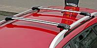 Багажник Thule-958 Wingbar Edge (алюминиевый невыступающий) на рейлинги