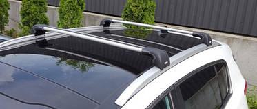 Багажник Thule-959 Wingbar Edge (алюминиевый невыступающий) на интегрированные рейлинги, фото 2
