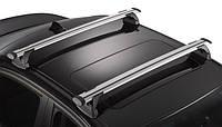 Багажник Whispbar ThroughBar (алюминиевый сквозной) на крепежные места