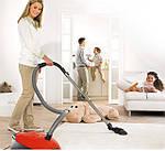 Что выбрать для уборки дома: пылесос с мешком или контейнером?