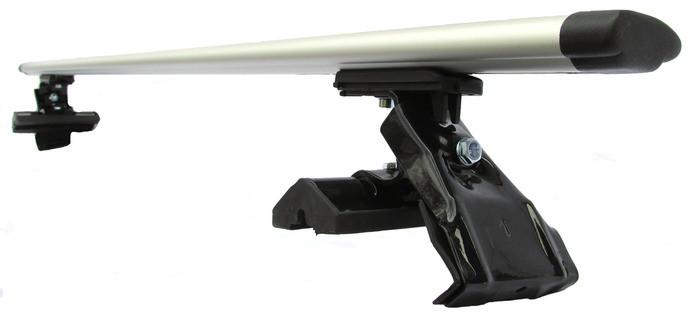 Багажник Amos Dromader Wind  (алюминиевый) на гладкую крышу