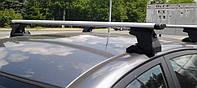 Багажник Amos Dromader С-15 Wind Plus (алюминиевый) на крепежные места
