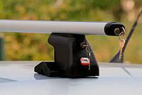 Багажник Amos Dromader С-15 Aero Plus (алюминиевый) на крепежные места