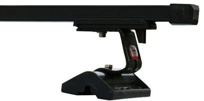 Багажник Amos Dromader D-T для T-профиля (стальной) на крепежные места