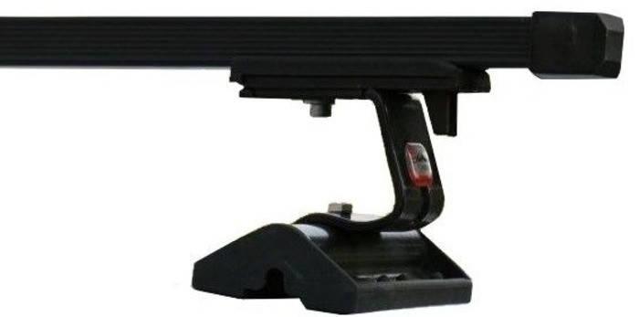 Багажник Amos Dromader D-T для T-профиля (стальной) на крепежные места, фото 2