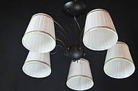 Люстра потолочная на пять ламп D50712-5