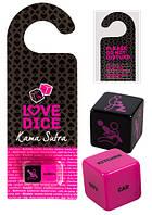 Секс-игра кубики Love Dice Kama Sutra