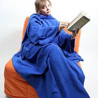 Плед - одеяло с рукавами Snuggie Blanket