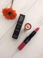 Помада+блеск Mac 2 in 1 Maximum Pro Vitamin Lipstick 8