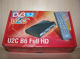 Тюнер U2C B6 (спутниковый ресивер HD)