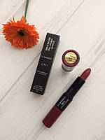Помада+блеск Mac 2 in 1 Maximum Pro Vitamin Lipstick 10